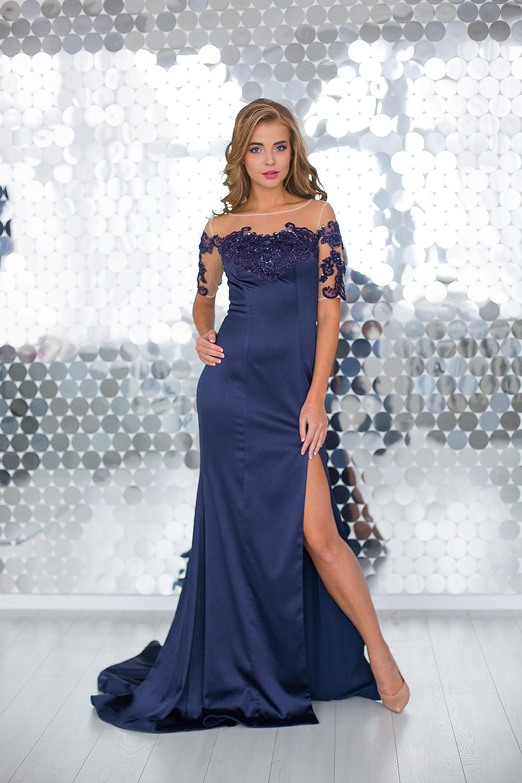 История женского платья - Модные платья