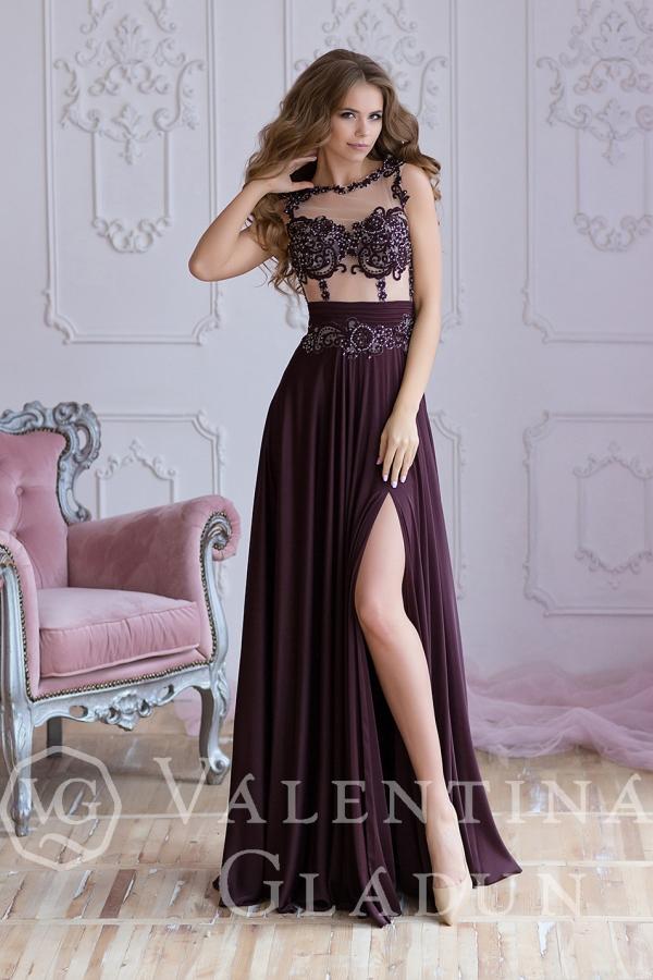 2f045f4982f Купить красивое вечернее платье в пол Norma  цена