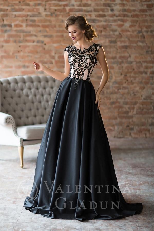 платье с пышной юбкой на выпускной