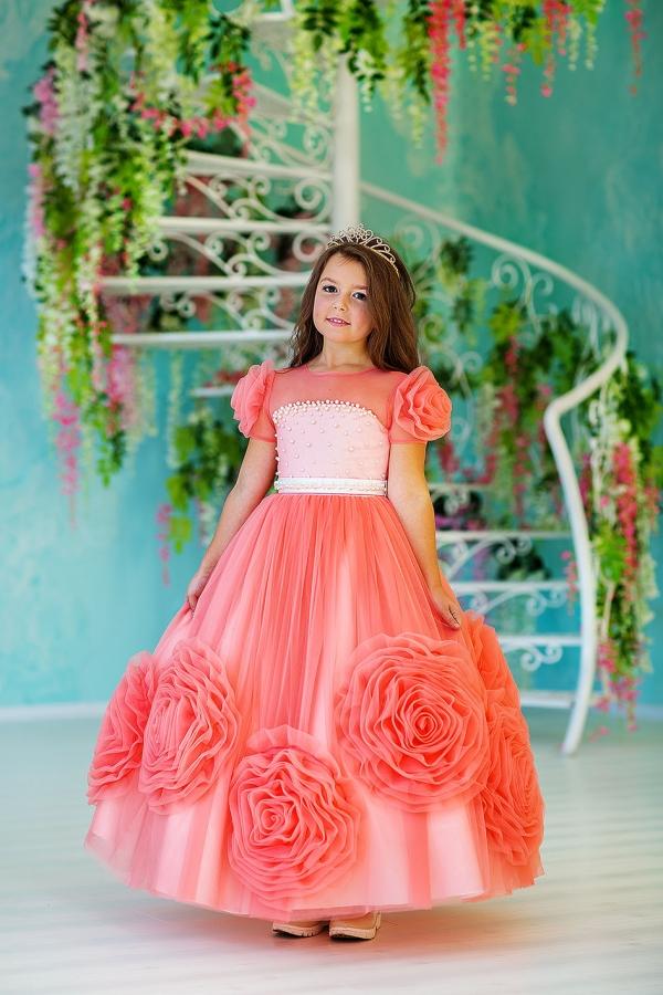 купить детские праздничные платья в интернет-магазине