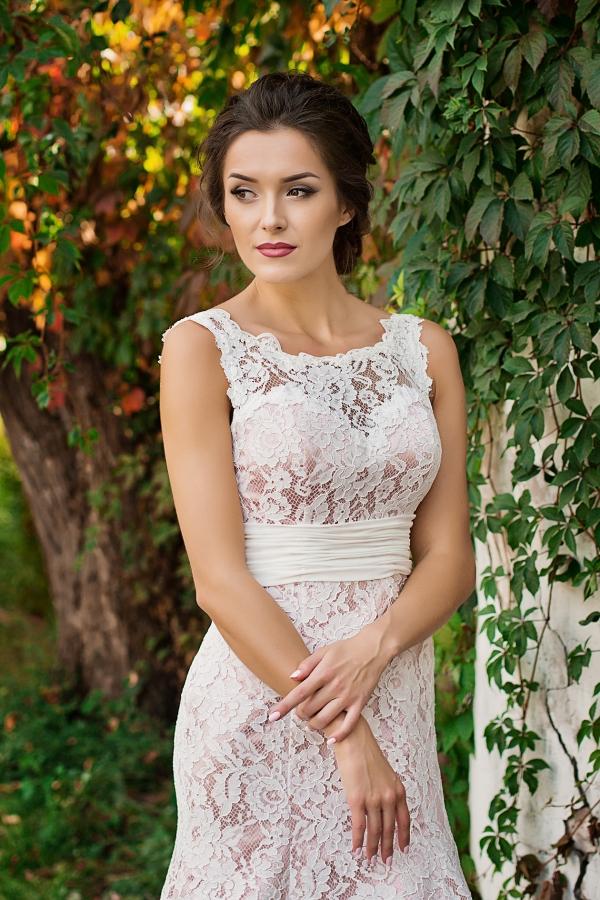 Гипюр для невесты фото